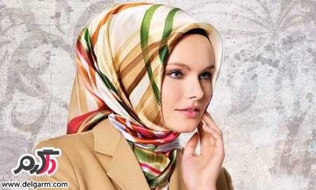 شال و روسری جدیدزنانه 95