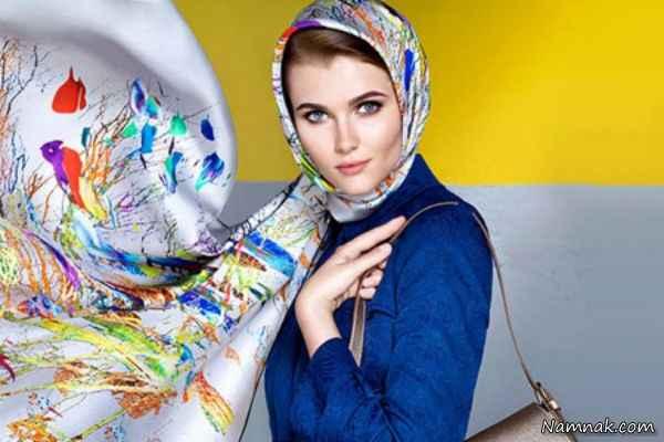 روسری و شال کرمان زنانه