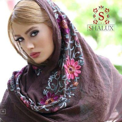 شال و روسری ترکیه ای زیبا