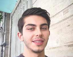 جدیدترین عکسهای ارسلان قاسمی در خرداد 95 , عکس های بازیگران