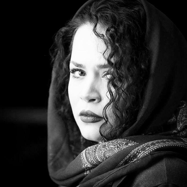 عکس شخصی ملیکا شریفی نیا