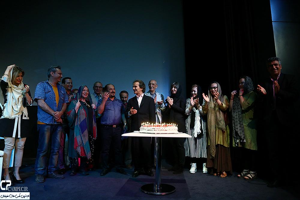 مراسم جشن تولد شهرداد روحانی