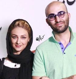 کسهای جدید ویدا جوان با همسرش ایلا تهرانی