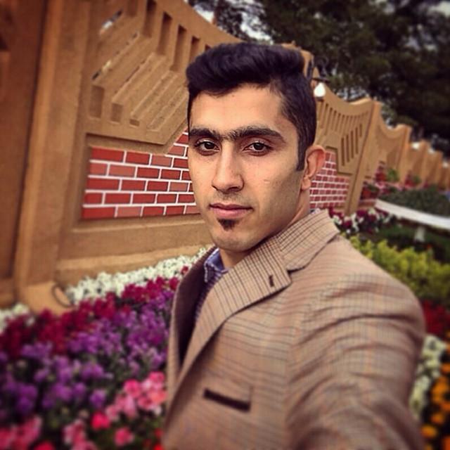 عکس شخصی مجتبی میرزاجانپور