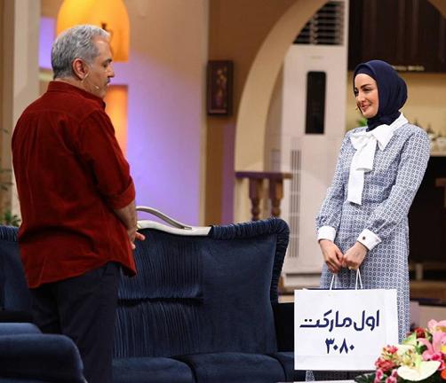دانلود برنامه دورهمی 8 خرداد 95 قسمت 27 باحضور شیلا خداداد و حسام الدین سراج + تصاویر