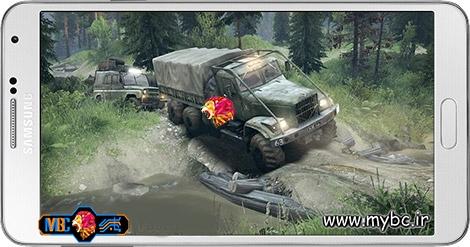 دانلود بازی Truck Simulator Offroad 1.1.2 – شبیه ساز کامیون برای اندروید