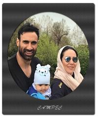 عکسهای شخصی و خانوادگی عادل غلامی