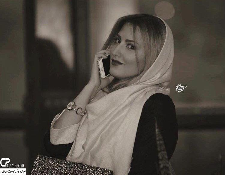 سمیرا حسینی در رونمایی از مستند دره ستارگان