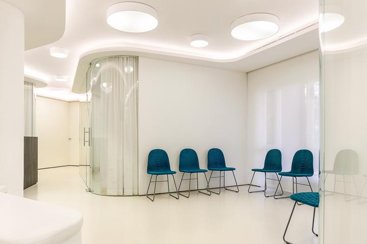 اتاق انتظار مطب دندانپزشک