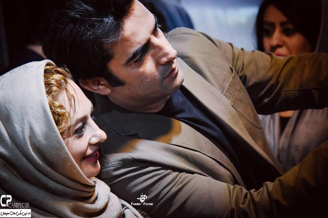 عکس یکتا ناصر و همسرش منوچهر هادی
