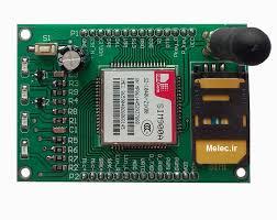 دانلود پروژه طراحی دزدگیر سیم کارت خور با ماژول SIM900
