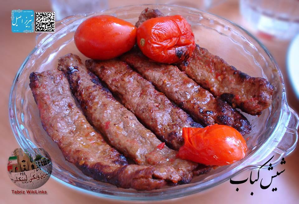 غذاهای آذربایجان