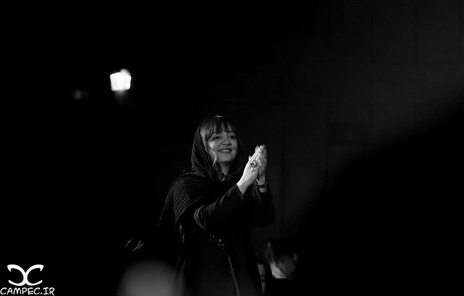 لیلا برخورداری در کنسرت رضا یزدانی