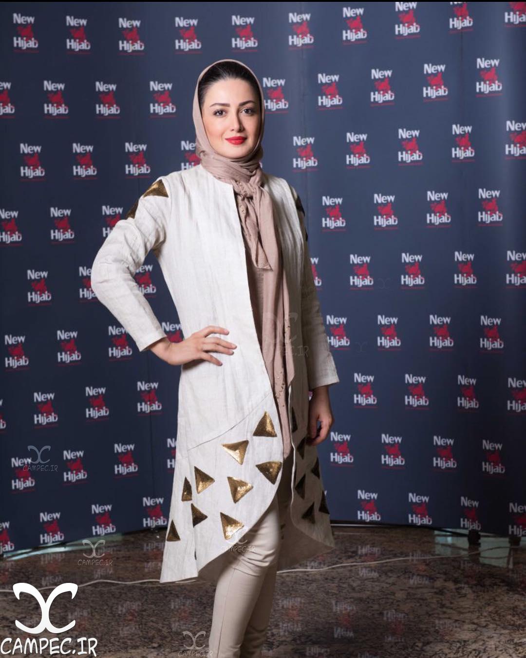 عکس شیلا خداداد در فروشگاه برند نیو حجاب , عکس بازیگران
