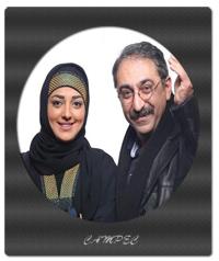 عکسهای شهرام شکیبا با همسر و فرزندانش