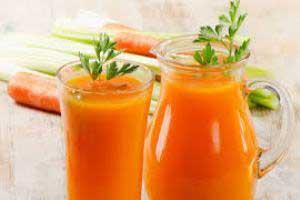 آب هویج بخورید تا چاق شوید , رژیم وتغذیه