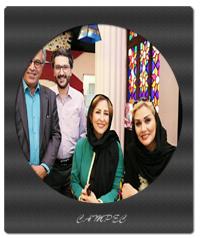عکسهای هنرمندان در اولین کنسرت آنلاین علیرضا قربانی