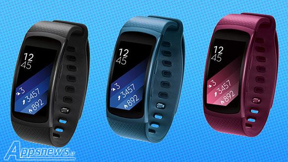 تیزر تبلیغاتی Samsung Gear Fit 2