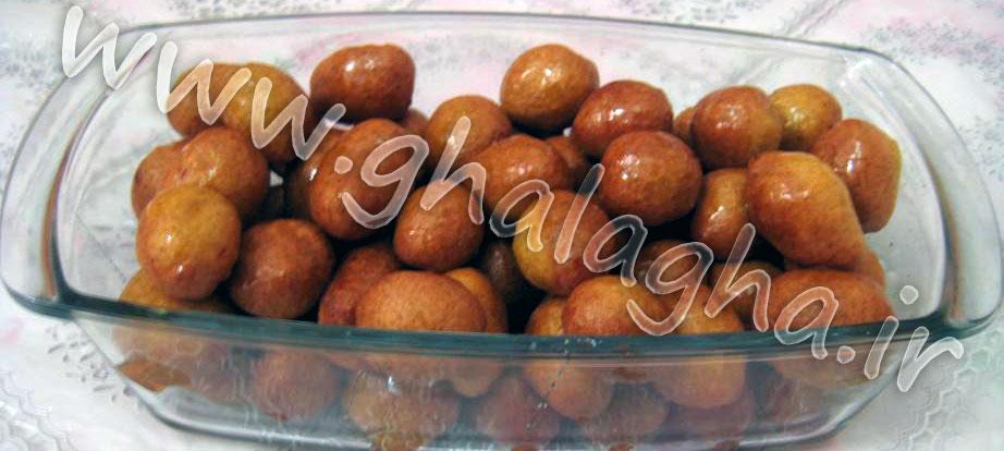 شیرینی مخصوص ماه مبارک رمضان