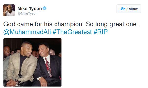 محمد علی افسانه ی سنگین وزن تاریخ بوکس درگذشت