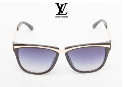 عینک فریم مشکی زنانه مارک لویی ویتون