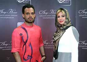 عکسهای بازیگران در کنسرت ماهان بهرام خان , عکس بازیگران