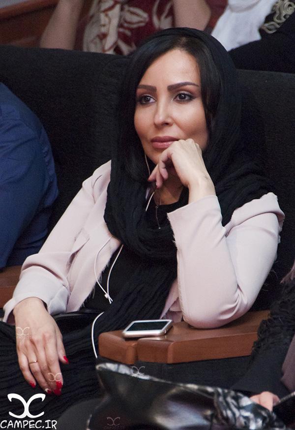 عکس شخصی و زیبای پرستو صالحی