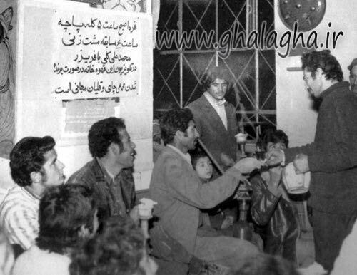 محبوبیت محمد علی کلی بین ایرانیان