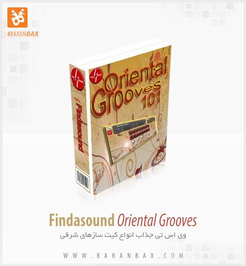 دانلود وی اس تی سازهای شرقی Findasound Oriental Grooves