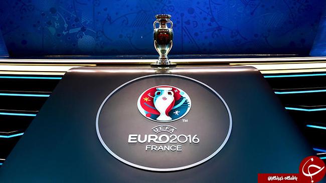 برنامه کامل مسابقات جام ملت های اروپا یورو ۲۰۱۶ فرانسه