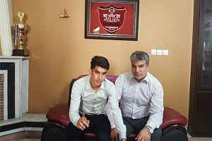 احسان الوان زاده به پرسپولیس پیوست , فوتبال ایران