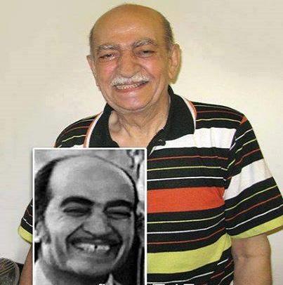 عکس جوانی و پیری عین الله باقر زاده
