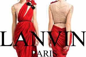 مجموعه لباس های زنانه لانوین برای تابستان 2016 , مدل لباس