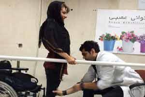 پیغام سردار آزمون برای سارا عبدالملکی , اخبار ورزشی