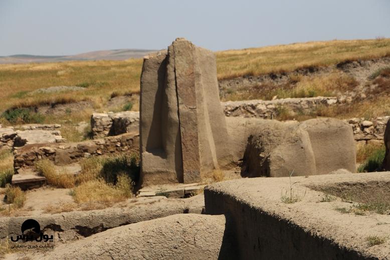 آثار باستانی آذربایجان