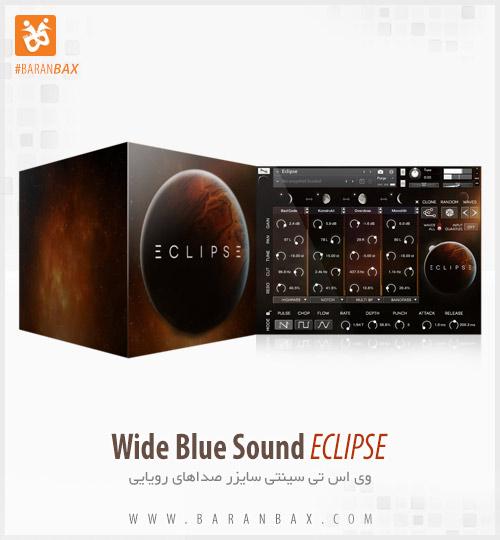 دانلود وی اس تی سینتی سایزر Wide Blue Sound Eclipse
