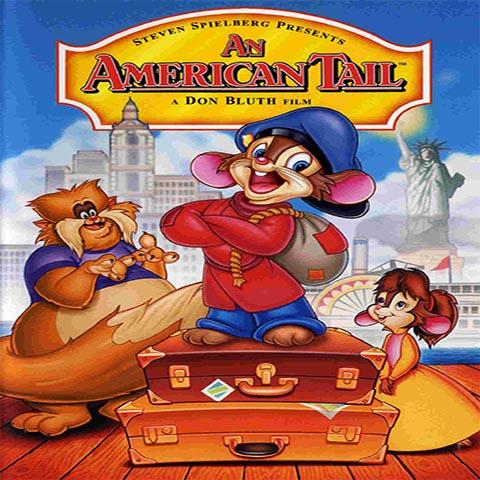 دانلود انیمیشن دوبله فارسی An American Tail 1986