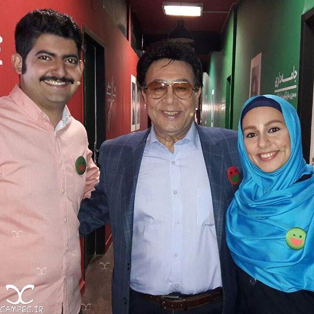 خانواده حسین عرفانی در برنامه خندوانه