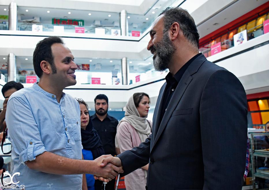 حمید فرخ نژاد و محمد حسین مهدویان