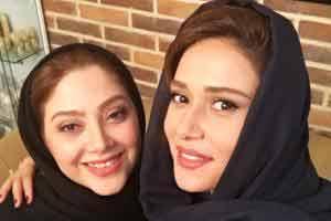 پریناز ایزدیار عکس بدون آرایش خود را منتشر کرد! , عکس بازیگران