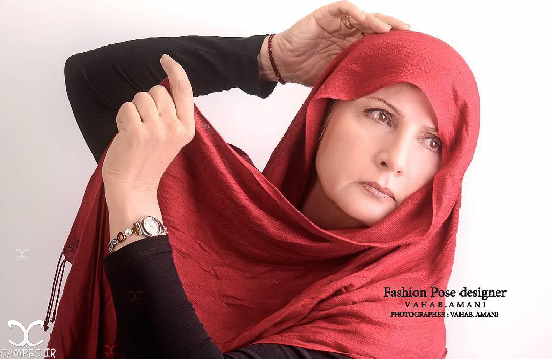 عکس آتلیه ای زهرا سعیدی