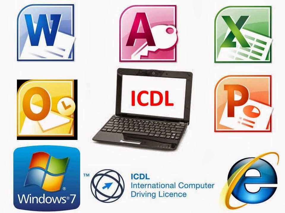 دانلود جزوه و نمونه سوالات ICDL  جهت استفاده کارآموزان دوره ICDL ادارات شرکت آریاازمون گچساران