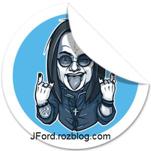 نرم افزار تلگرام استیکر برای اندروید