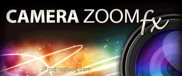 Camera ZOOM FX Premium v6.1.8 نرم افزار عکاسی برای اندروید