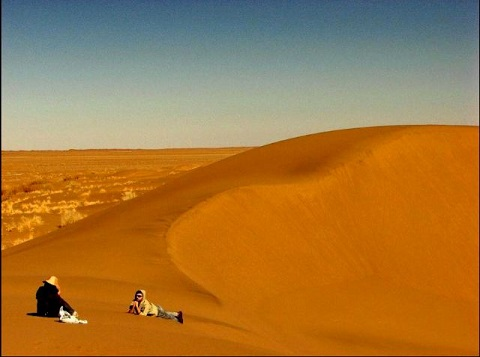 تصاویر کویر مصر