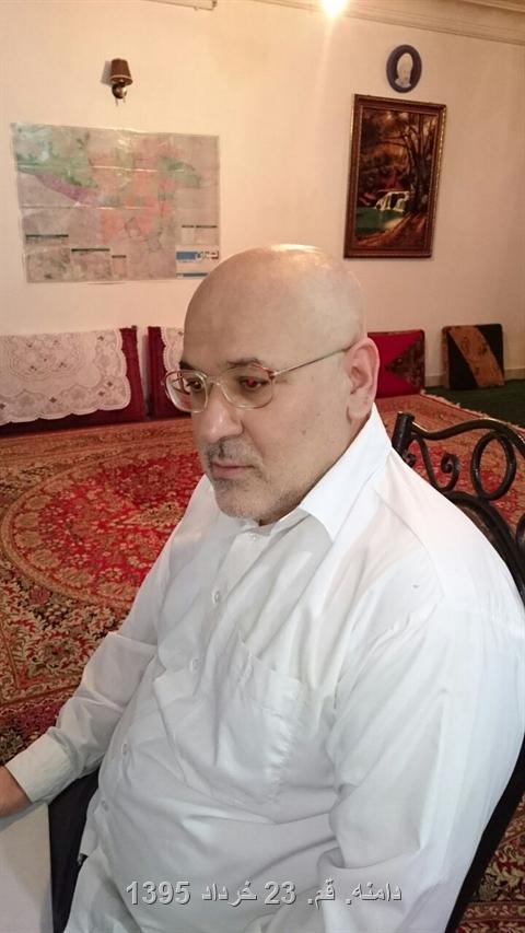 دامنه. قم. روز 23 خرداد 1395. عکاس: پسرم مهندس عادل طالبی دارابی