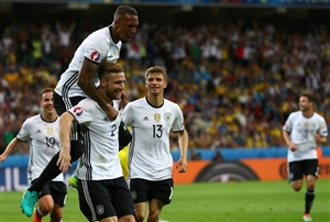 نتیجه بازی آلمان اکراین 23 خرداد 95 | خلاصه و گلها دیشب