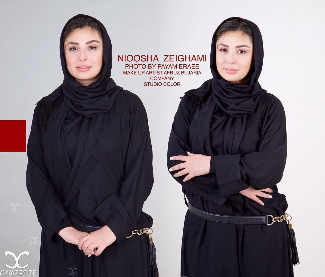 زیباترین عکسهای آتلیه ای نیوشا ضیغمی خرداد95 , عکس بازیگران