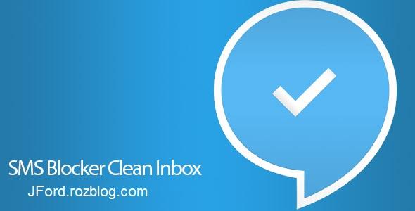 SMS Blocker Clean Inbox Premium 8.0.19 برنامه مسدود کردن تماس و پیامک اندروید