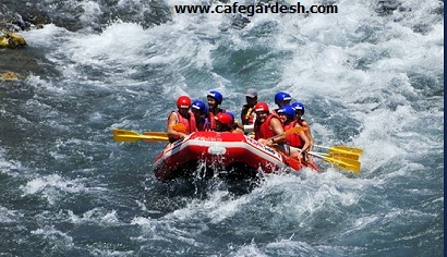 رودخانه وحشي آنتاليا